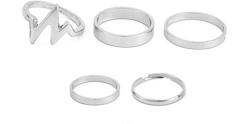 Comprar anillos plata precios